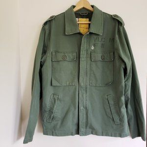 VOLCOM Pacsun Scout Army Green Kojack Jacket XL